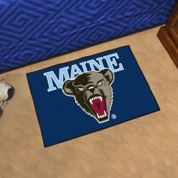 "University of Maine Black Bears Starter Doormat - 19"" x 30"""