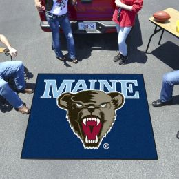 "University of Maine Black Bears Tailgater Mat – 60"" x 72"""