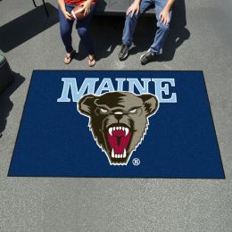 "University of Maine Outdoor Ulti-Mat - Nylon 60"" x 96"""