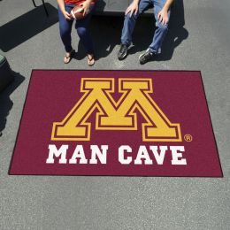 "University of Minnesota Man Cave Ulti-Mat - Nylon 60"" x 96"""