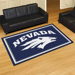 University of Nevada Wolf Pack Area Rug – 5 x 8