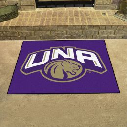 University of North Alabama All Star Mat – 34 x 44.5