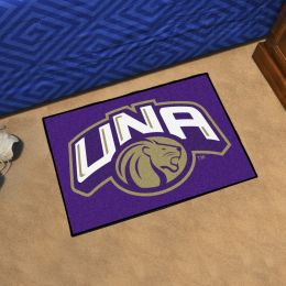 University of North Alabama Starter Doormat - 19x30