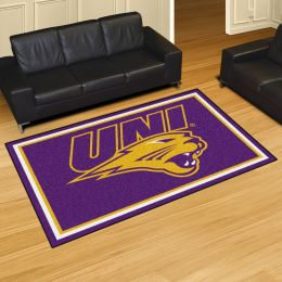 University of Northern Iowa Panthers Area Rug – 5 x 8