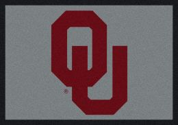 University of Oklahoma Nylon Spirit Area Rug
