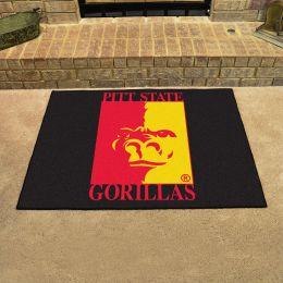 Pitt State University All Star Mat – 34 x 44.5