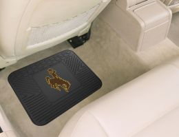 University of Wyoming Sports  Logo Utility Mat