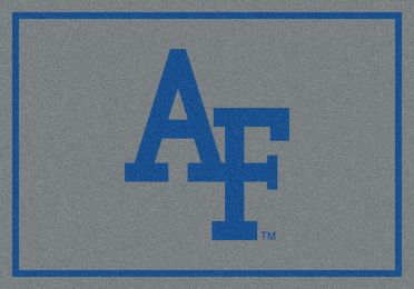 Air Force Falcons Spirit Area Rug - College Logo Mat