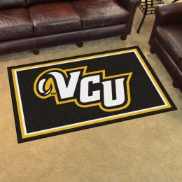 Virginia Commonwealth University Rams Area Rug – 5 x 8