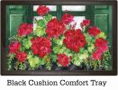 Indoor & Outdoor Window Box Geranium MatMate Doormat