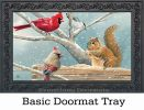 Indoor & Outdoor Winter Snacktime MatMate Insert Doormat