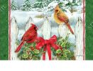 Indoor & Outdoor Winter Splendor MatMate Insert Doormat