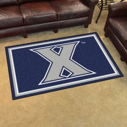 Xavier University Area Rug - 4 x 6 Nylon