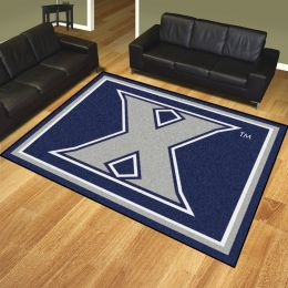 Xavier  University Musketeers Area Rug – 8 x 10
