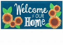 Sassafras You Are My Sunshine Switch Mat - 10 x 22 Insert Doormat