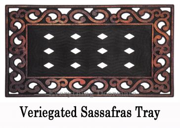 "Sassafras Switch Mat Insert Trays - 18"" x 30"" (Sassafras Tray: Veriegated Tray)"