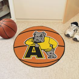 Adrian College Ball Shaped Area Rugs (Ball Shaped Area Rugs: Basketball)