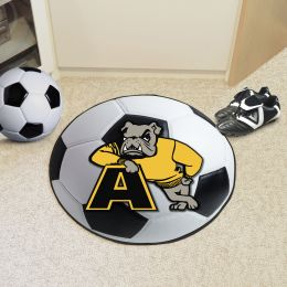 Adrian College Ball Shaped Area Rugs (Ball Shaped Area Rugs: Soccer Ball)