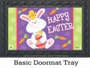 Indoor & Outdoor Bunny & Chick MatMates Doormat - 18 x 30