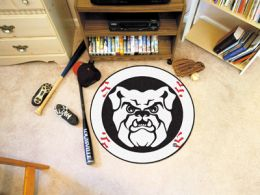Butler University Ball Shaped Area Rugs (Ball Shaped Area Rugs: Baseball)