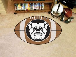 Butler University Ball Shaped Area Rugs (Ball Shaped Area Rugs: Football)