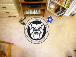 Butler University Ball Shaped Area Rugs (Ball Shaped Area Rugs: Soccer Ball)