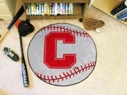 Cornell University Ball Shaped Area Rugs (Ball Shaped Area Rugs: Baseball)