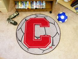 Cornell University Ball Shaped Area Rugs (Ball Shaped Area Rugs: Soccer Ball)