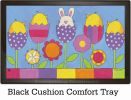 Indoor & Outdoor MatMates Doormat - Easter Garden