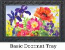 Indoor & Outdoor Garden Blooms MatMates Doormat - 18x30