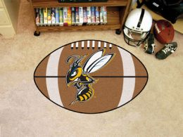 Montana State-Billings Ball Shaped Area Rugs (Ball Shaped Area Rugs: Football)