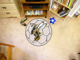 Montana State-Billings Ball Shaped Area Rugs (Ball Shaped Area Rugs: Soccer Ball)