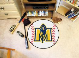 Murray State University Ball Shaped Area Rugs (Ball Shaped Area Rugs: Baseball)