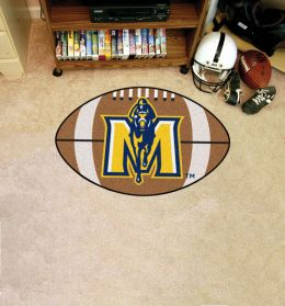 Murray State University Ball Shaped Area Rugs (Ball Shaped Area Rugs: Football)