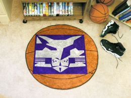 New York University Ball Shaped Area Rugs (Ball Shaped Area Rugs: Basketball)
