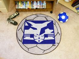 New York University Ball Shaped Area Rugs (Ball Shaped Area Rugs: Soccer Ball)