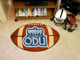 Old Dominion University Ball-Shaped Area Rugs (Ball Shaped Area Rugs: Football)