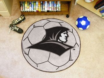 Providence College Ball-Shaped Area Rugs (Ball Shaped Area Rugs: Soccer Ball)