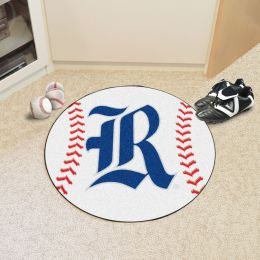 Rice University Ball Shaped Area Rugs (Ball Shaped Area Rugs: Baseball)