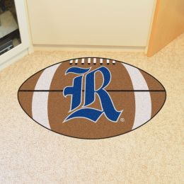 Rice University Ball Shaped Area Rugs (Ball Shaped Area Rugs: Football)