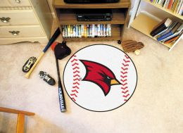 Saginaw Valley State Univ. Ball Shaped Area Rugs (Ball Shaped Area Rugs: Baseball)