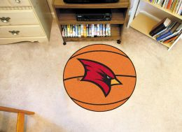 Saginaw Valley State Univ. Ball Shaped Area Rugs (Ball Shaped Area Rugs: Basketball)