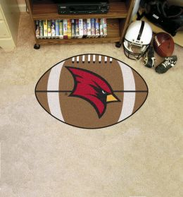 Saginaw Valley State Univ. Ball Shaped Area Rugs (Ball Shaped Area Rugs: Football)
