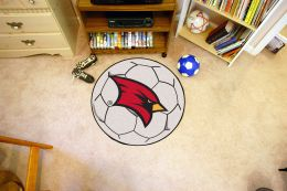 Saginaw Valley State Univ. Ball Shaped Area Rugs (Ball Shaped Area Rugs: Soccer Ball)