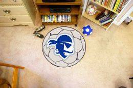 Seton Hall University Ball-Shaped Area Rugs (Ball Shaped Area Rugs: Soccer Ball)
