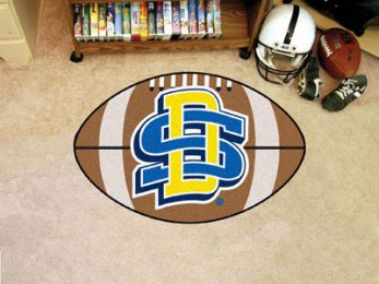 South Dakota State University Ball-sShaped Area Rugs (Ball Shaped Area Rugs: Football)