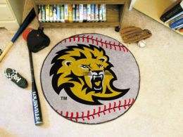 Southeastern Louisiana University Ball-Shaped Area Rugs (Ball Shaped Area Rugs: Baseball)