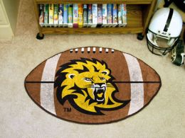 Southeastern Louisiana University Ball-Shaped Area Rugs (Ball Shaped Area Rugs: Football)