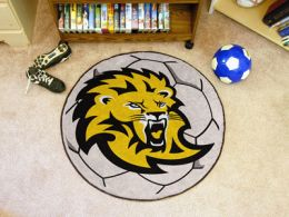 Southeastern Louisiana University Ball-Shaped Area Rugs (Ball Shaped Area Rugs: Soccer Ball)
