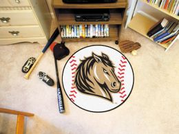 Southwest Minnesota State University Ball-Shaped Area Rugs (Ball Shaped Area Rugs: Baseball)
